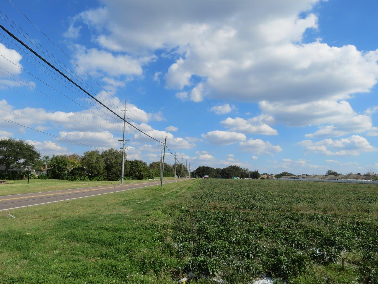 Trapnell Road Homesite Lots in Plant City, FL