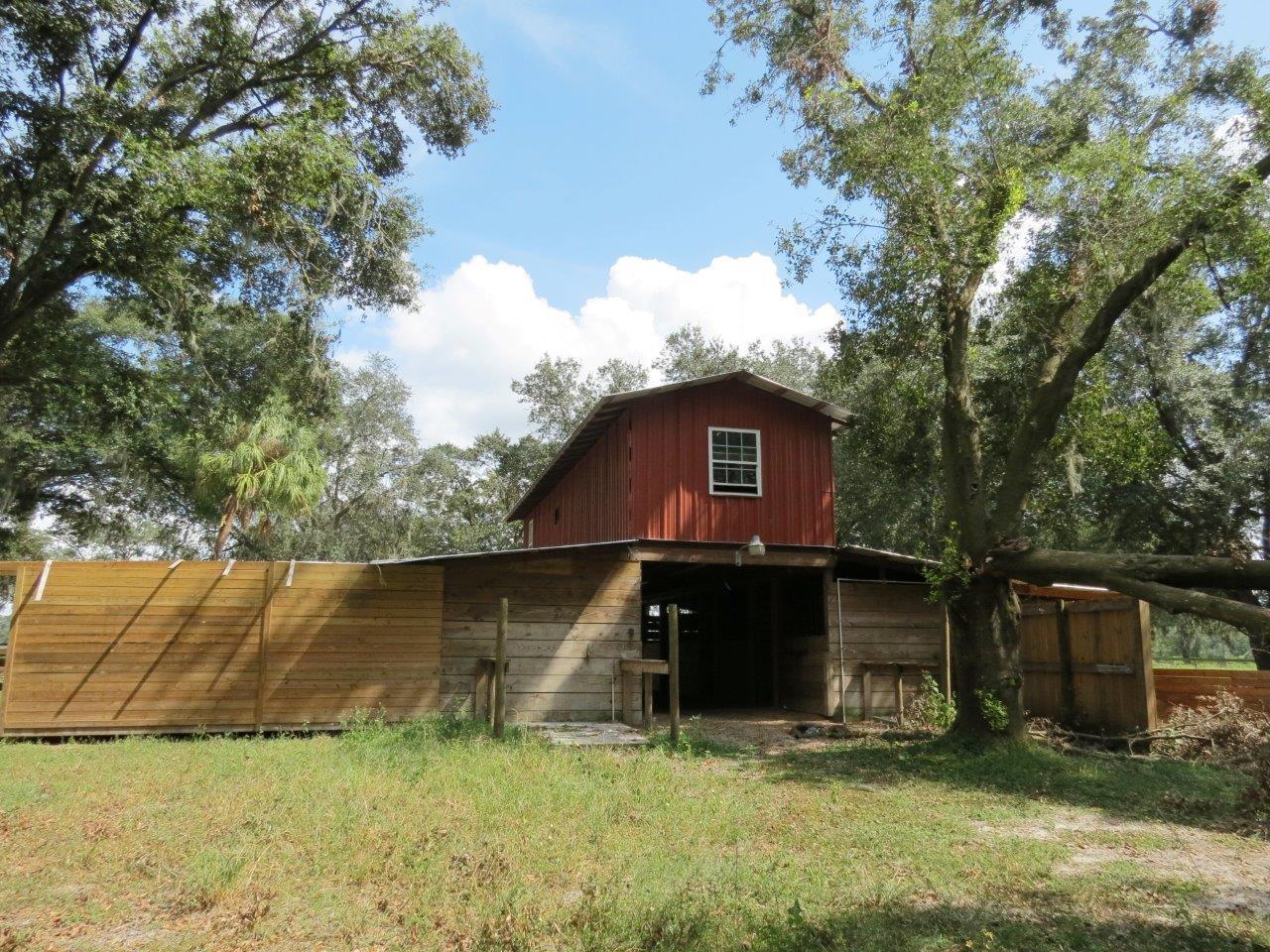 Hidden Hammock Homesite & Horse Farm 20 Acres in Dover, FL