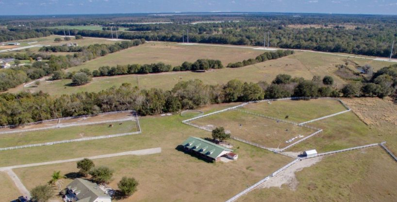 Balm Boyette 55 Acre Equestrian Estate in Riverview, FL