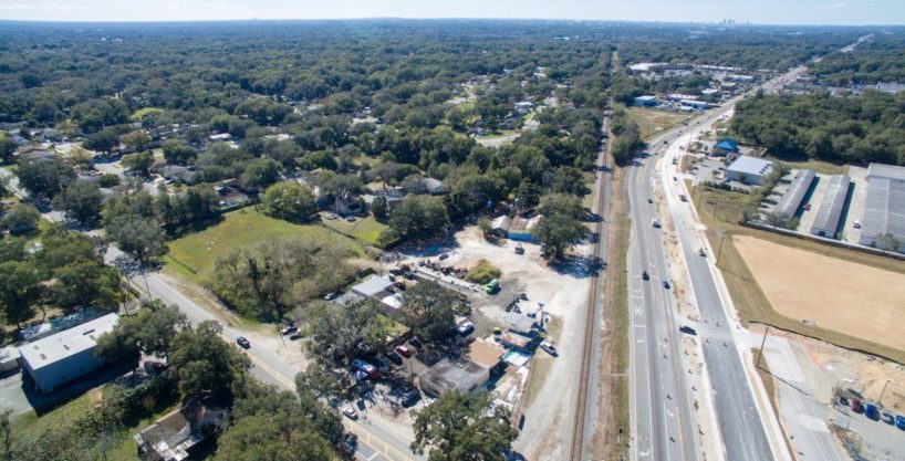 CR 574 & Kingsway Road Commercial 5 Acres in Seffner, FL