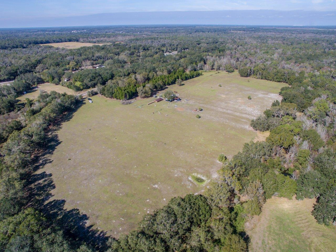 Keysville Gentleman's Ranch & Homesite 23 Acres in Lithia, FL