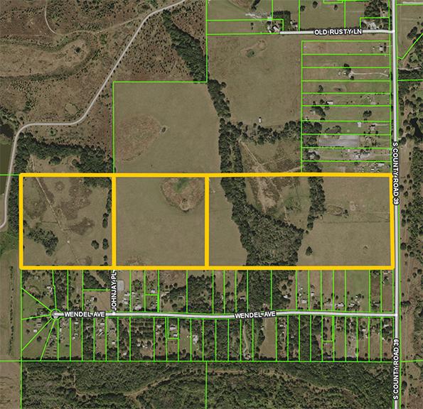 CR 39 Ranch 163 Acres in Lithia, FL