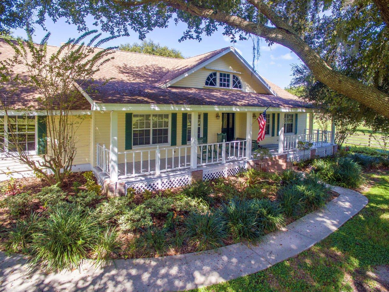 Exceptional Executive Home & Equestrian Estate in Lithia, FL