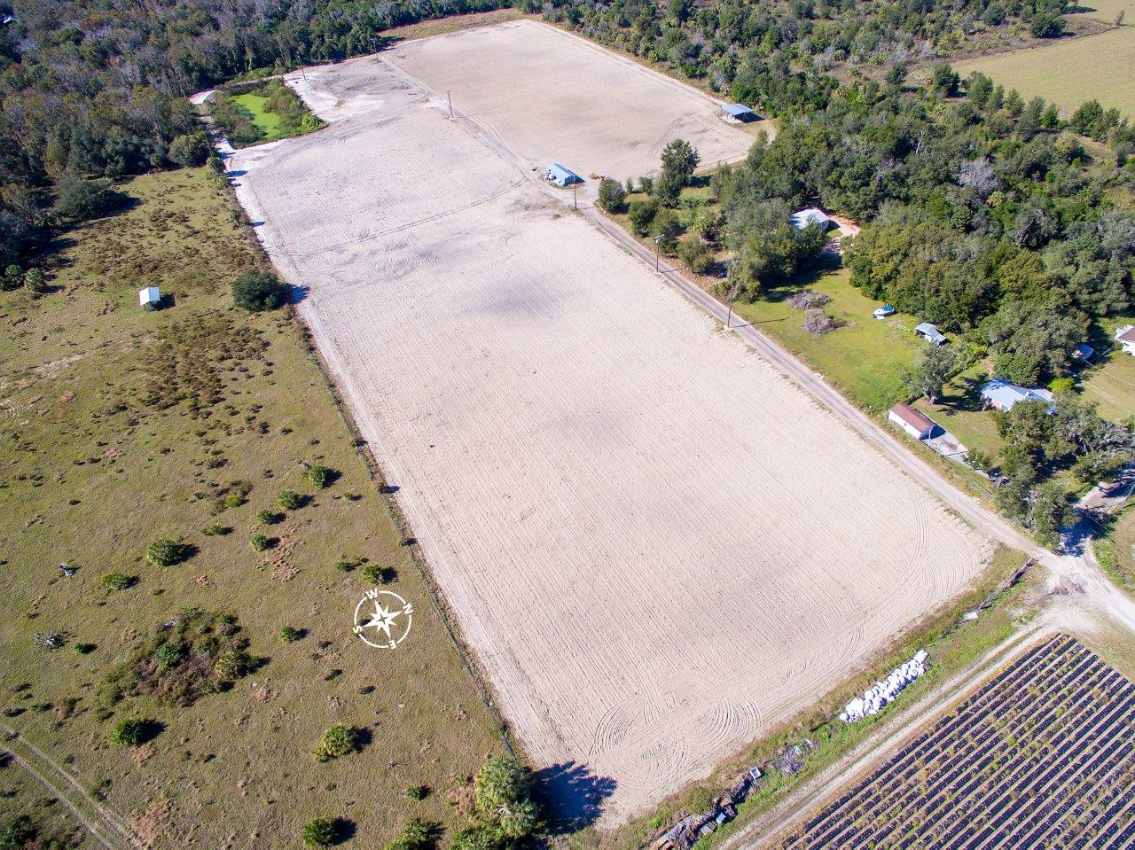 Carey Road 16 Acres, Homesite Farm Investment in Lithia, FL