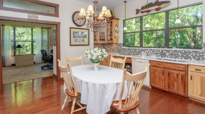 12-Craftsman Style Home 7.5 AC